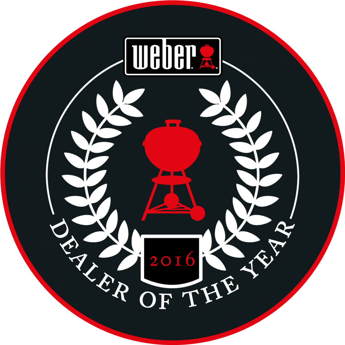 weber dealer of the year
