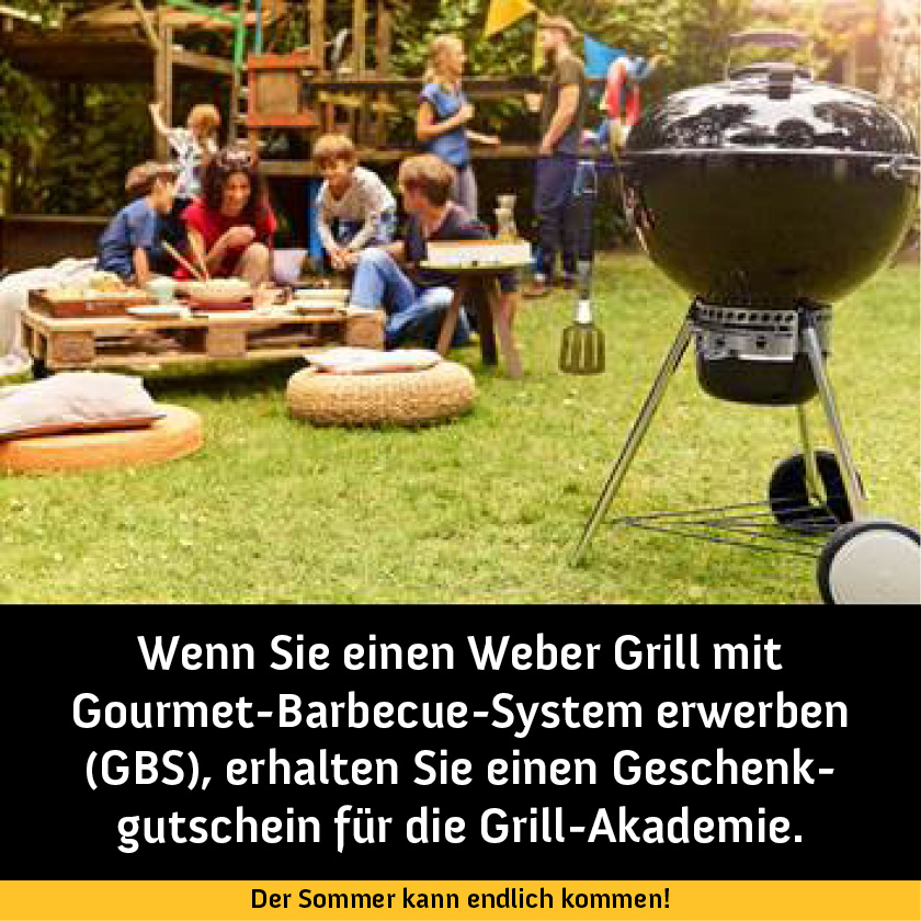Weber Grill Academy On Tour