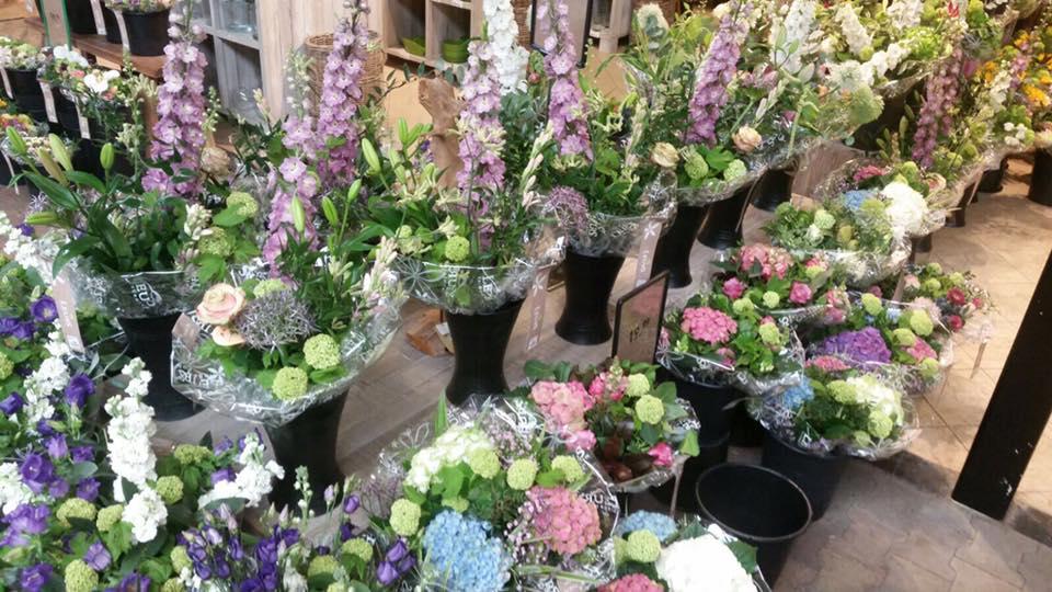Laat uw bloemen bezorgen in de omgeving van Venlo