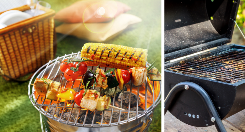 Draagbare barbecues online bestellen bij Tuincentrum Leurs in Venlo