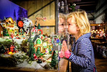 Weihnachtshow 2018 Gartencenter Leurs