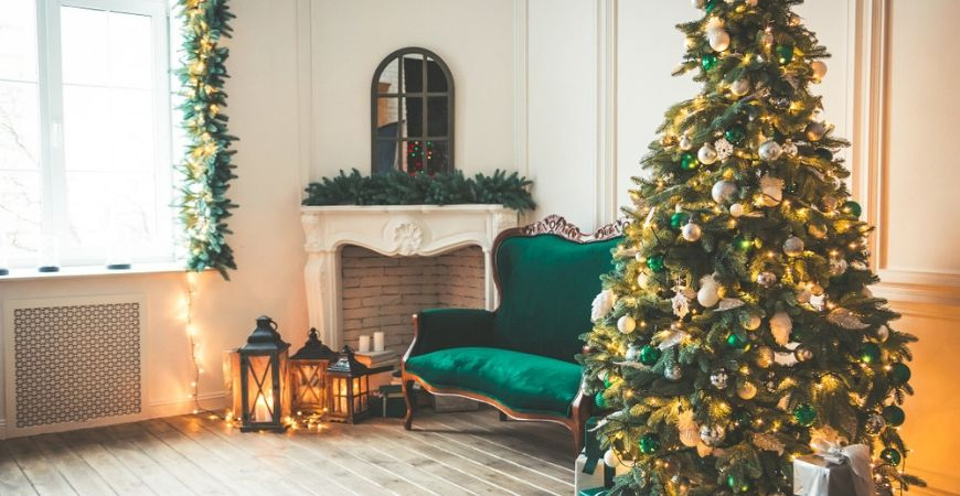Künstliche Weihnachtsbäume_Gartencenter Leurs
