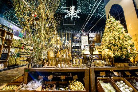 Weihnachtsshow 2018 Gartencenter Leurs Venlo