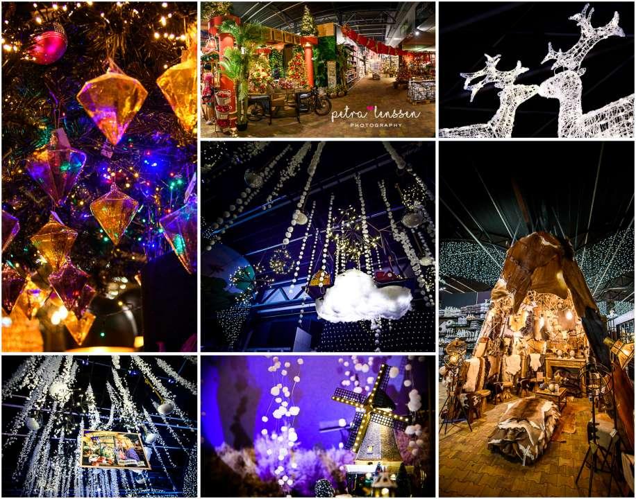Weihnachtsshow gartencenter Leurs Venlo Holland