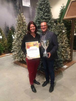 Beste Kerstshow 2018 Nieuws Tuincentrum Leurs