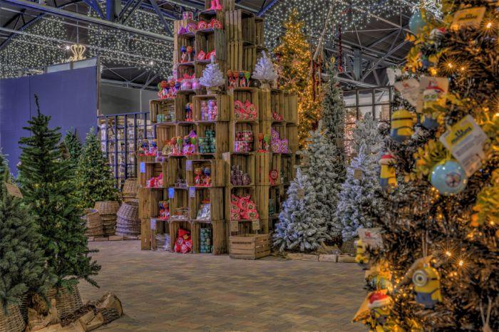 Opening Kerstshow en La Piazza Leurs! - Tuincentrum Leurs