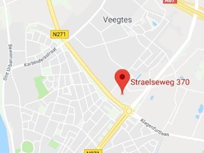 route tuincentrum Leurs Venlo
