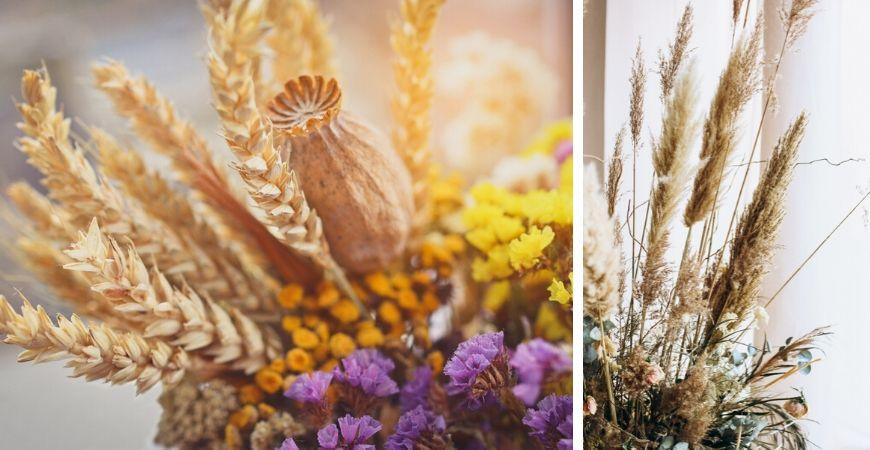 Tuincentrum Leurs | Droogbloemen | Droogboeket | Gedroogde bloemen