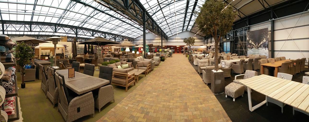 Kom tuinmeubelen van diverse materialen kopen in Venlo!