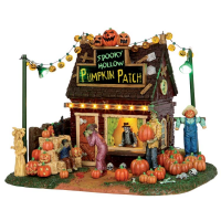 SPOOKY HOLLOW PUMPKIN PATCH, B/O (4.5V)