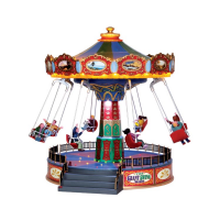THE GIANT SWING RIDE, WITH 4.5V ADAPTOR
